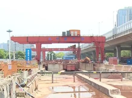 长沙地铁5号线预计月底全线贯通