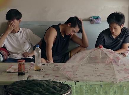 10期:陈天恒腰部意外受伤?