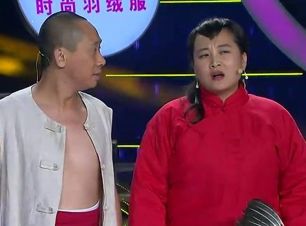 百变大咖秀20121025期:白凯南贾玲演绎爆笑版《红高粱》
