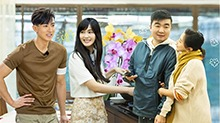 第1期:吴尊老婆拍单人婚纱照?