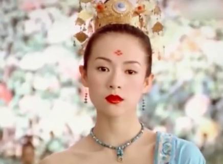 为什么章子怡是公认的高级脸?