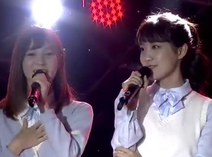 西安晋级赛:SNH48成员任团长