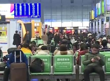 长沙火车站发布春运购票提示