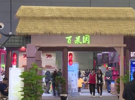 中国中部农博会长沙开幕