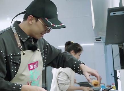 03期:早餐排位赛吴磊火力全开