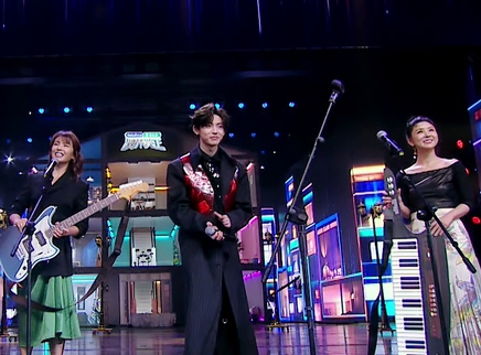 Plus07期:刘涛王琳凯唱摇滚