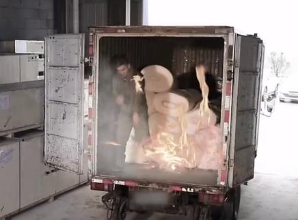 究竟是什么让珍珠棉瞬间爆燃?