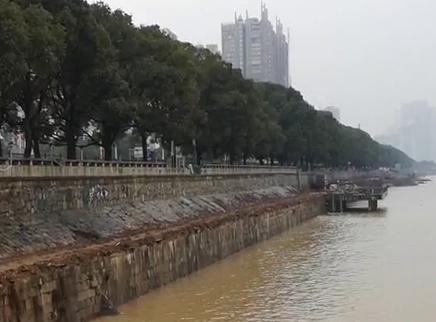 3月8日凌晨 洪峰平稳过长沙
