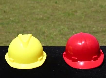 安全帽安全性与颜色有关?