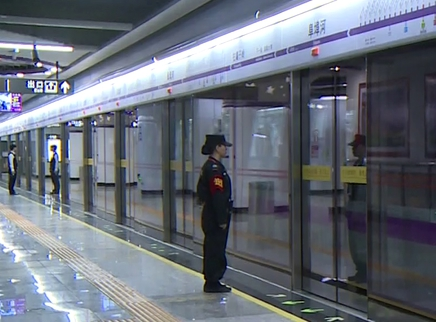 长沙地铁4号线5月26日起试运营
