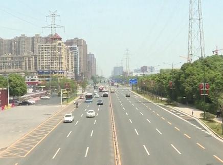 长沙黄兴大道改造完成全线通车