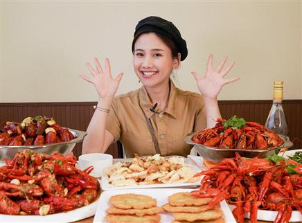 100吨的小龙虾你见过没?