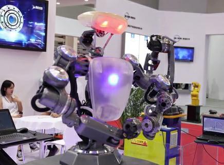 探秘2019世界机器人大会
