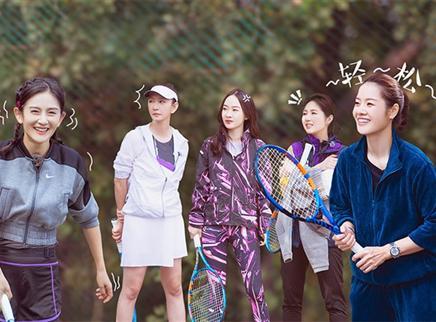第9期:李娜谢娜网球大战