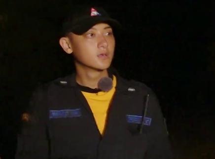 07期:黄子韬夜巡遇突发状况受伤