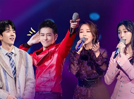 第12期:林志颖席卷嗨唱舞台
