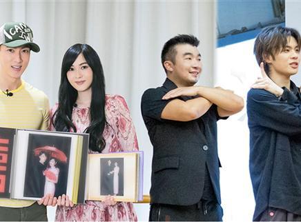 第10期:王晨艺帮梁超突击舞蹈