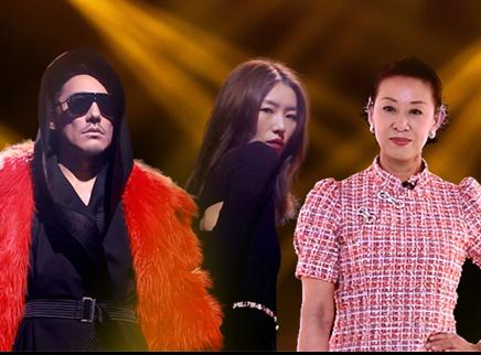 第1期:刘雯胡兵把关母女T台秀