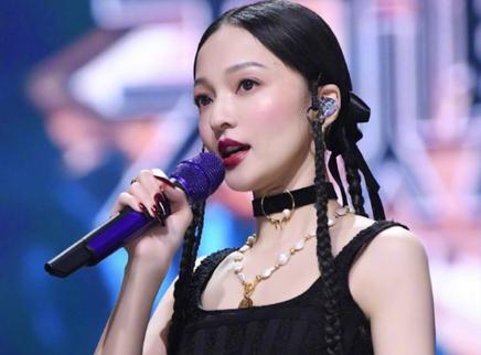 张韶涵回应公司让其道歉