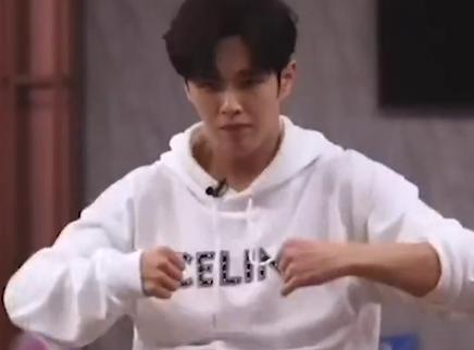 朱正廷李汶翰同台跳舞