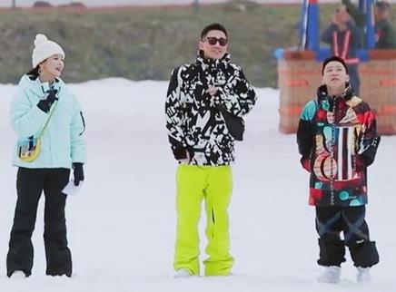 第2期:刘涛组织奇葩滑雪大赛