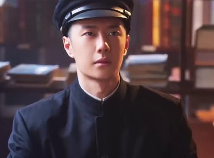 王一博宣传《理想照耀中国》